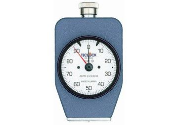 Đồng hồ đo độ cứng cao su, nhựa theo tiêu chuẩn JIS K 6253