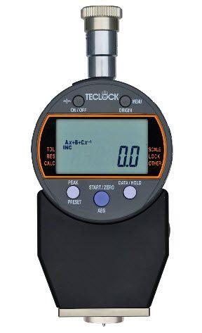 Đồng hồ đo độ cứng điện tử GSD-719K-R | Máy đo độ cứng chuẩn A