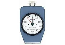 Đồng hồ đo độ cứng mút xốp, nhựa mềm tiêu chuẩn JIS K 7312