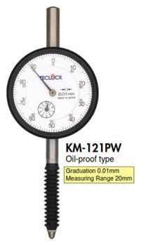 Đồng hồ so KM-121PW Teclock