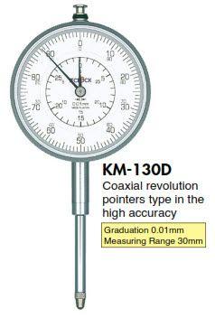 Đồng hồ so KM-130D Teclock