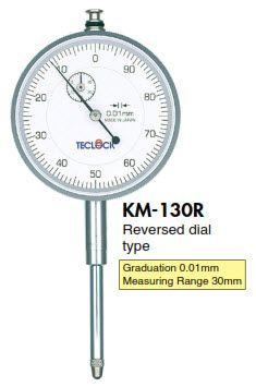Đồng hồ so KM-130R Teclock