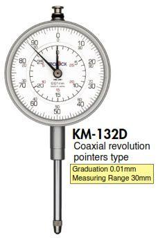 Đồng hồ so KM-132D Teclock