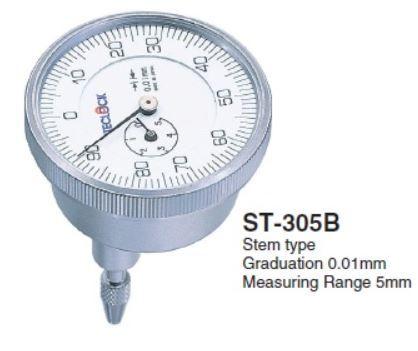 Đồng hồ so mặt ngữa 0.01mm
