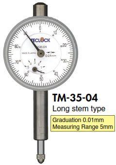 Đồng hồ so Teclock - TM-35-04 Teclock Vietnam