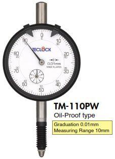 Đồng hồ so TM-110PW Teclock