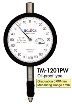 Đồng hồ so TM-1201 PW Teclock - Teclock Vietnam