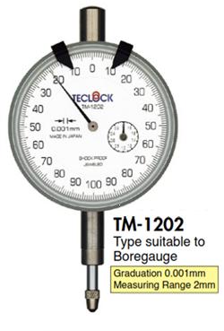 Đồng hồ so TM-1202 Teclock