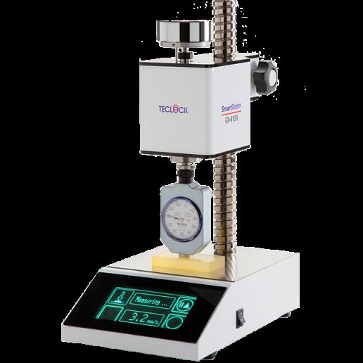 Máy đo độ cứng cao su, độ cứng nhựa chuẩn A, C, D, E, O, FO - GX-610II