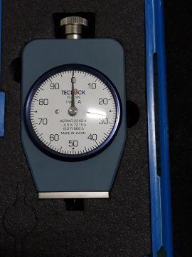 Đồng hồ đo độ cứng cao su chuẩn A GS-709N Teclock - Teclock VietNam