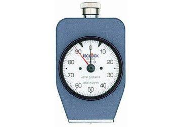 Đồng hồ đo độ cứng cao su, nhựa theo tiêu chuẩn JIS K 7215