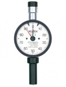 Đồng hồ đo độ cứng cao su type D dạng lỗ sâu GS-719H Teclock - Teclock Vietnam