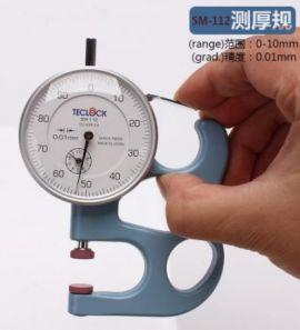 Đồng hồ đo độ dày hiển thị cơ