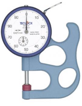 Đồng hồ đo độ dày vật liệu SM-112 Teclock