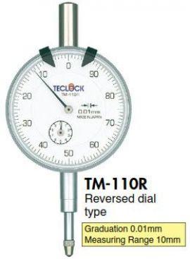 Đồng hồ so 0.01mm TM-110R Teclock