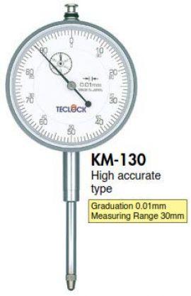 Đồng hồ so KM-130 Teclock