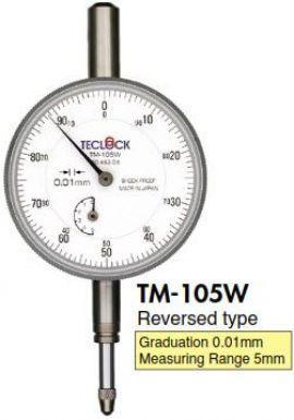Đồng hồ so TM-105W Teclock
