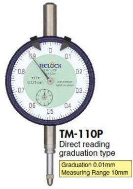 Đồng hồ so TM-110P Teclock - Teclock Vietnam