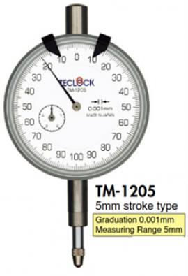 Đồng hồ so TM-1205 Teclock