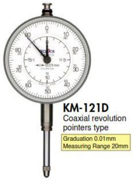 Đồng hồ so TM-121D Teclock