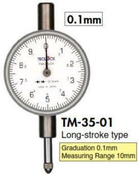 Đồng hồ so TM-35-01 Teclock