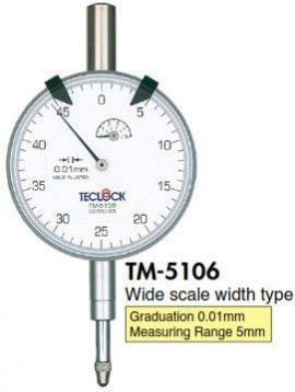Đồng hồ so TM-5106 Teclock