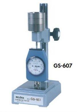 Máy hiệu chuẩn đông hồ đo độ cứng cao su GS-607 Teclock