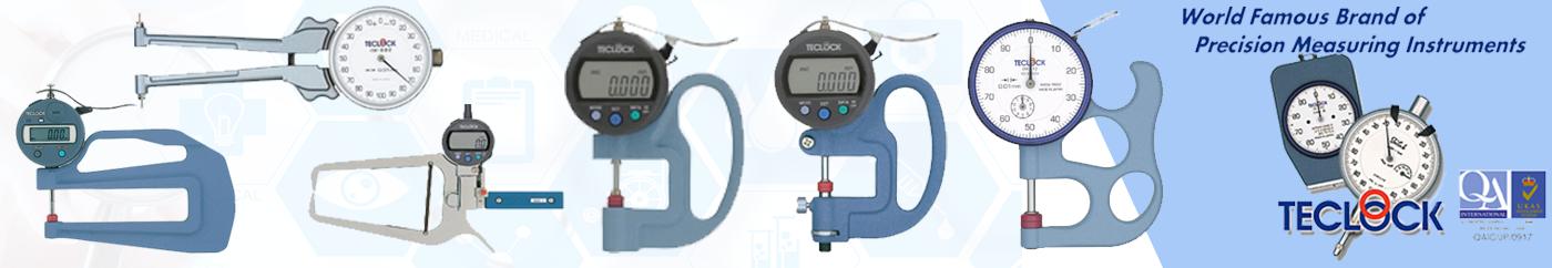 Đồng hồ đo độ dày vật liệu